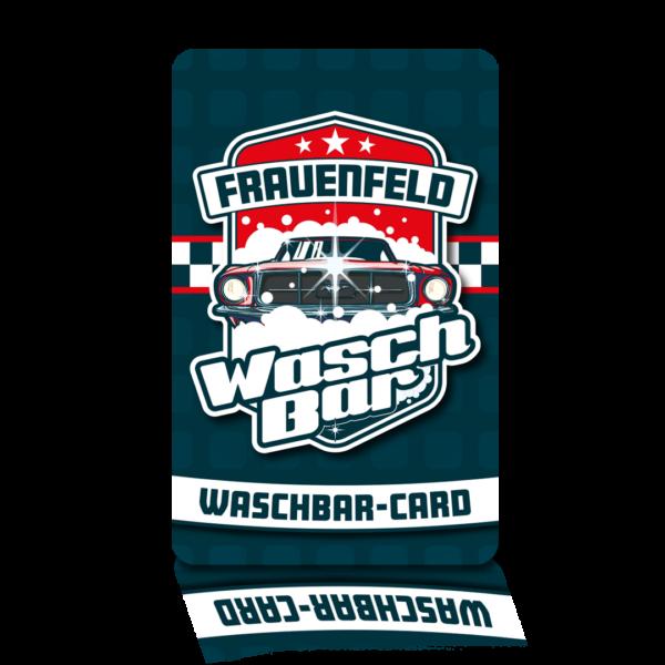 WaschBar WaschKarte Shop